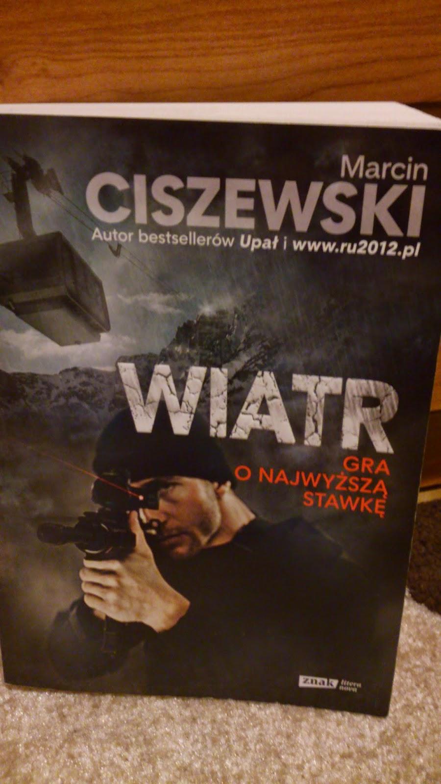 Recenzja SPOILerowa: Wiatr, M. Ciszewski