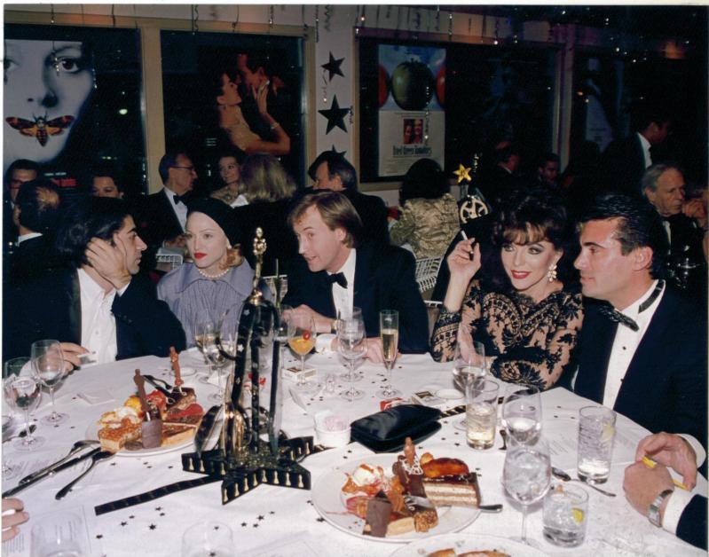 1992+academy+awards+-+madonna+-+joan+col