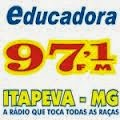 Rádio Educadora FM 97,1 Itapeva de Minas MG