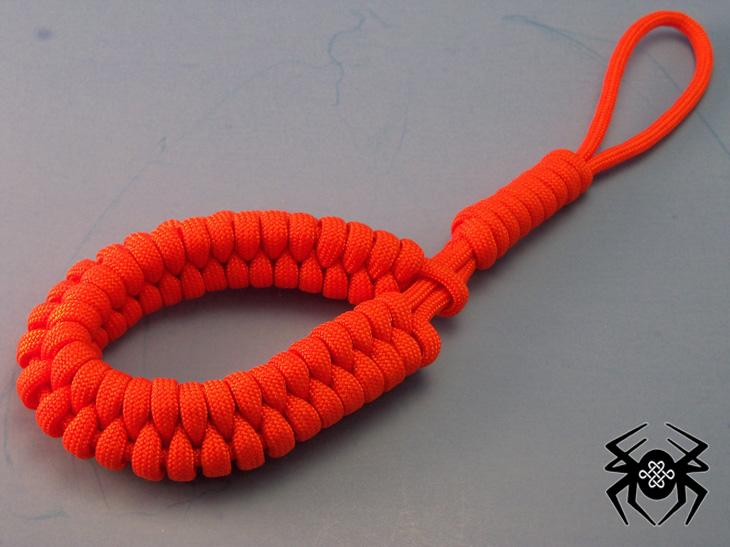 Unique ropecraft unique survival fob for Survival rope keychain