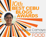 Best Cebu Blogs Awards 2017 Finalist