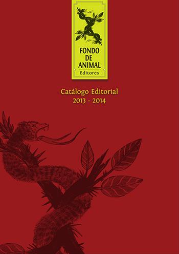 Catálogo Editorial 2013-2014