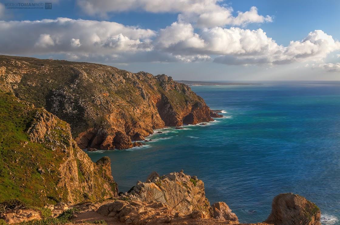 HDR photo from Cabo da Roca