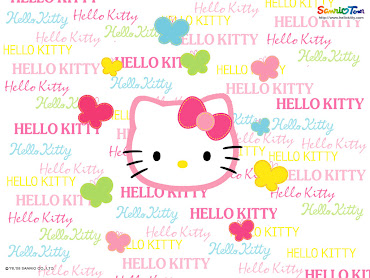 #18 Hello Kitty Wallpaper
