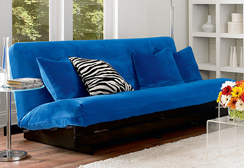 essentials needed for your first apartment and college dorm decorating blue futon covers   furniture shop  rh   ekonomikmobilyacarsisi