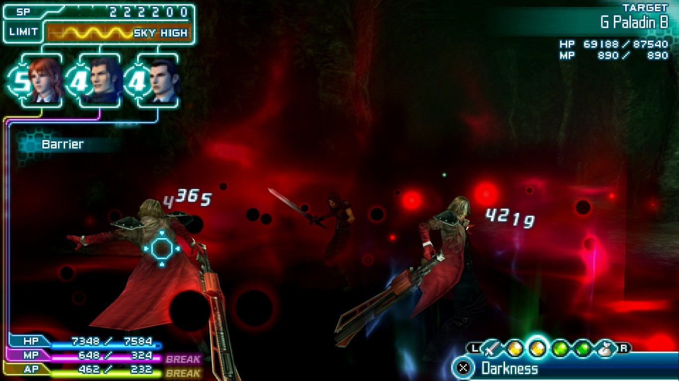 Crisis core iso download
