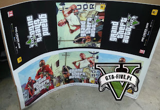 grand theft auto v promo display 2 Rumor: Grand Theft Auto V Releasing Spring 2013?