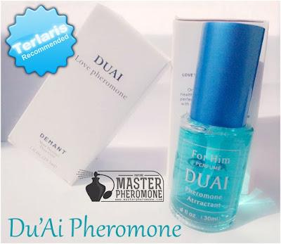 Du Ai Pheromone Parfum Pengikat Wanita Dan Pria