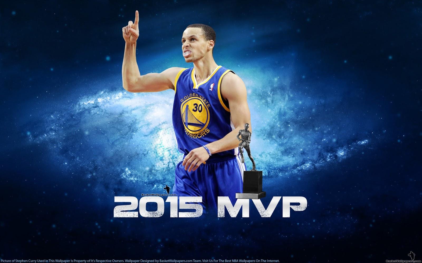 2015 MVP Stephen Curry Wallpaper HD