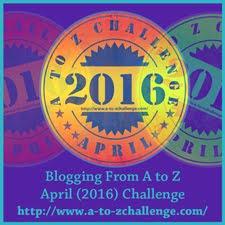 AtoZ Blogging Challenge 2016