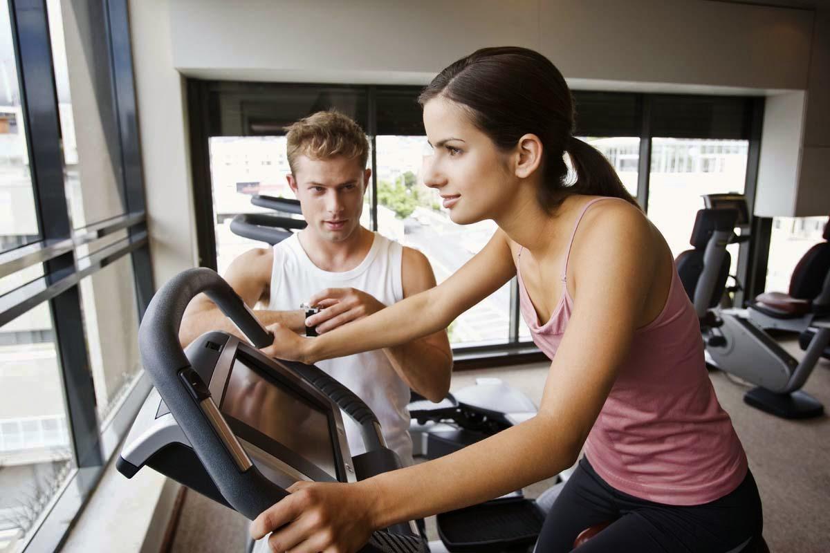 Circuito Gimnasio : Circuito de entrenamiento en gimnasio para triatlon sistemas de