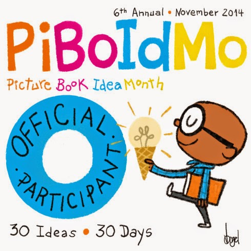 Picture Book Idea Month 2014