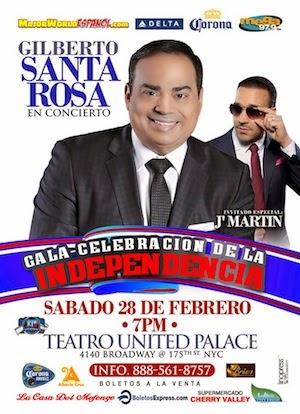 Independencia DOM con Santarrosa