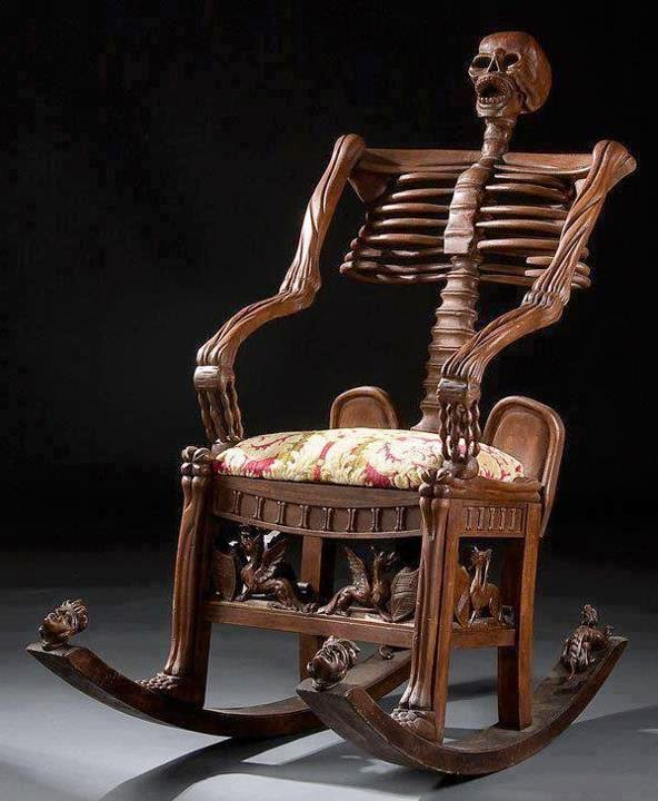 11 Unique Rocking Chairs Now Thats Nifty