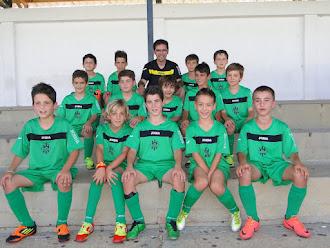 """C.D. Atlético Tartessos Benjamín """"B"""""""