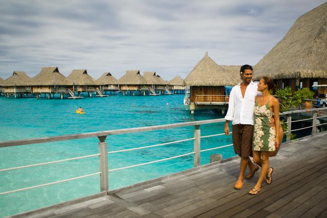 World Is 2 Travel Bora Bora A Destination For Love Birds