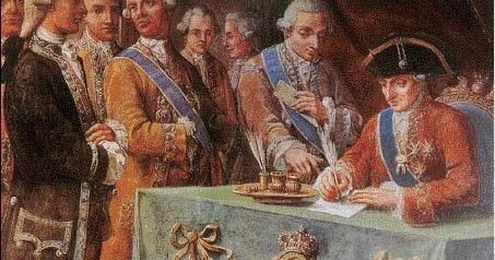 Reformas borb nicas el reglamento de libre comercio - Reformas economicas en madrid ...
