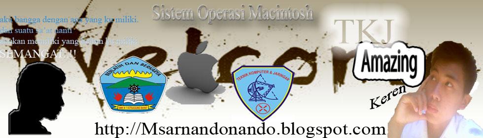 Sistem Operasi Macintsh