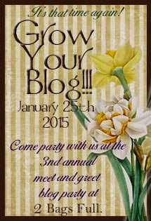 Grow Your Blog Party -- 2015