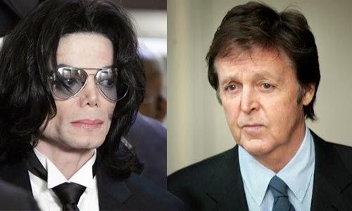 Michael Jackson esta vivo. Paul McCartney morreu. Michaelpaul