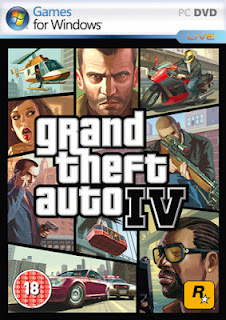 GTA 4 Grand Theft Auto IV PC Game Full Version Free Download