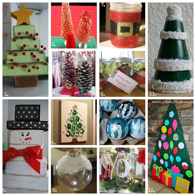 Holiday Craft,Christmas, crafts, DIY, desserts, 100, mantels, gifts, tablescapes, wreaths