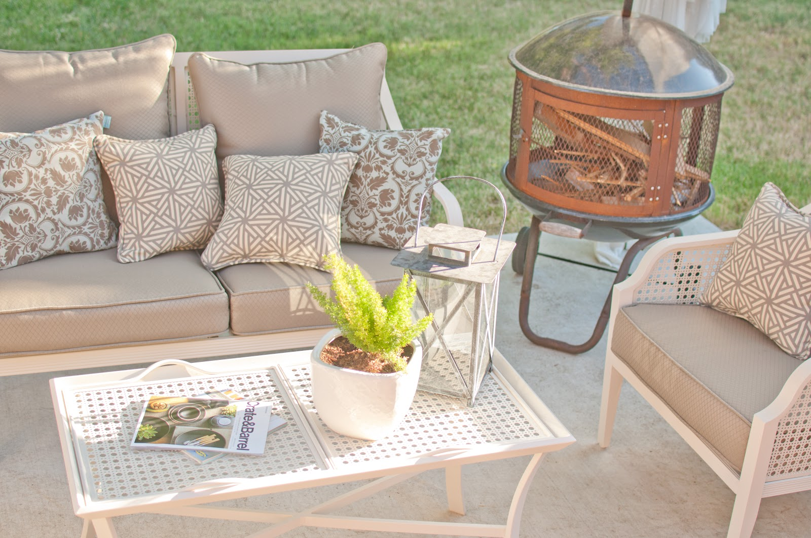 Aug 17 Wicker Patio Furniture Is A Long Lasting Classic Design