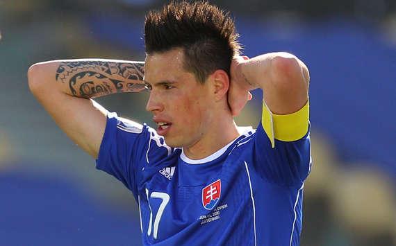 Marek hamsik the sports stars for Marek hamsik squadre attuali