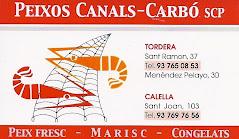 Peixateries Canals-Carbó