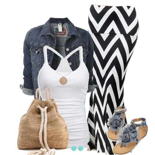 Latest Spring Outfits Ideas #10.