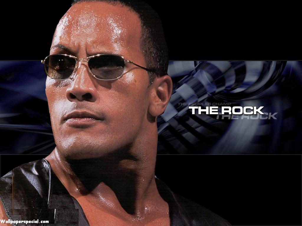 Sports and Players: The Rock WWE