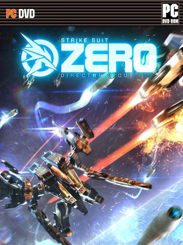 Strike Suit Zero Directors Cut-CODEX Reloaded