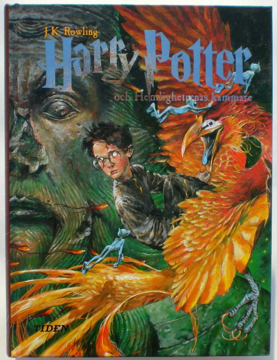 Harry Potter Book Covers Swedish ~ Other international harry potter cover arts