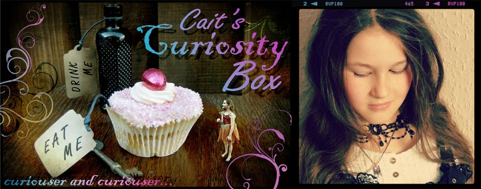 Cait's Curiosity Box