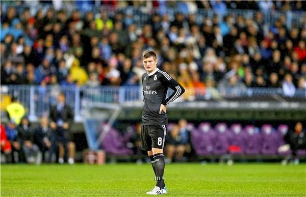 توني كروس يحقق رقما قياسيا في الدوري الاسباني