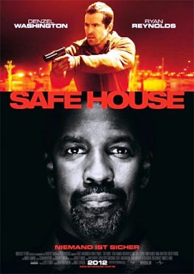 El invitado (Safe House)(2012) movie poster pelicula