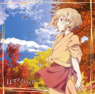 Hanasaku Iroha ED2 Single - Hanasaku Iroha