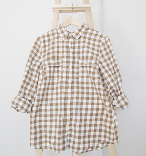 plaid+shirt, brown+shirt, old+navy+shirt