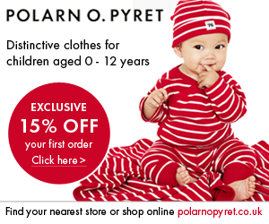 Polarn O. Pyret UK - Children's Clothing Review