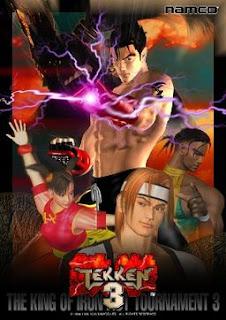 Dowload PC Game Tekken 3