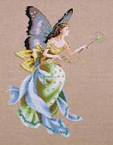 Cottage Garden Fairy