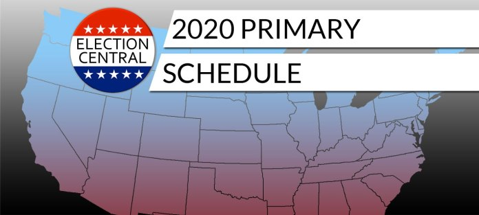 2020 PRIMARIES