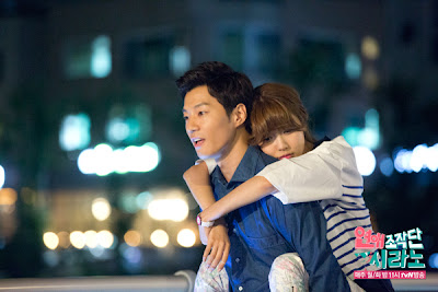 MyDay: [Sinopsis]. Dating Agency : Cyrano episode 13 part 1