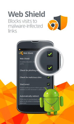 web shield avast