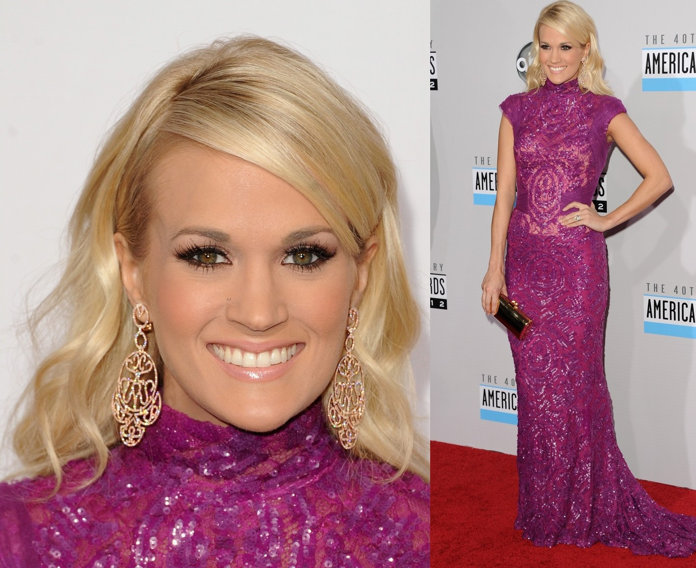 Carrie Underwood Lips