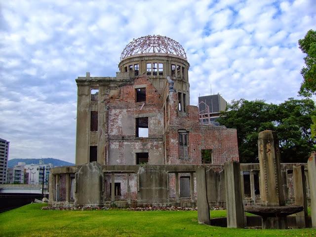 Bomb Dome in Hiroshima