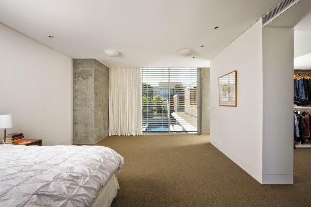modern contemporary bedroom interior design clovelly house zeospot