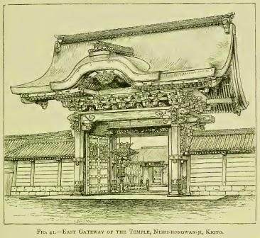 kyoto temple nishi honganji