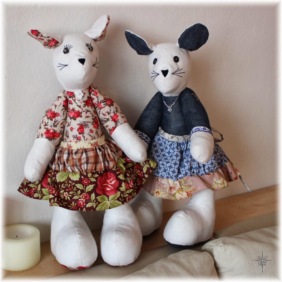 šitá hračka - myška