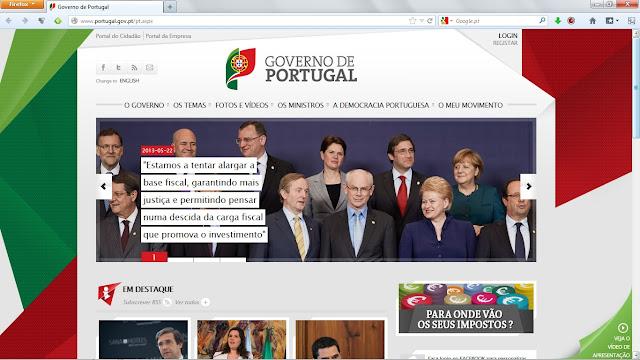 Governo de Portugal, Traidores